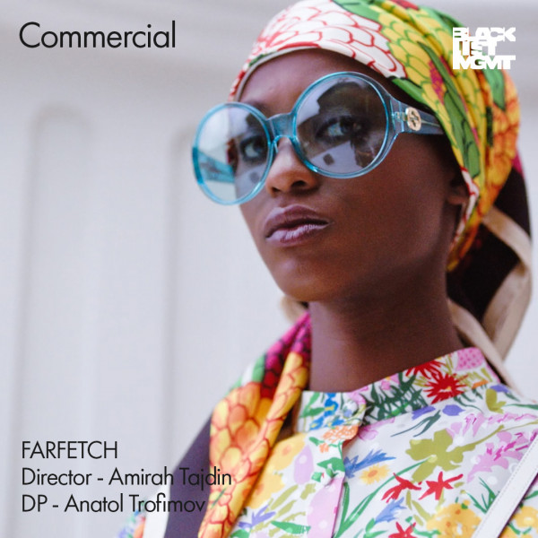New  video for FARFETCH is out! DP Anatol Trofimov