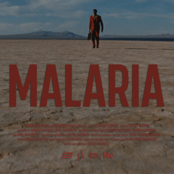 Premiere of short Malaria. Written and directed by Andzej Gavriss, DP - Anatol Trofimov
